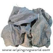 Denim Rags 10# box