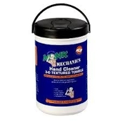 Monk 45072 Mechanics Textured Hand Wipes