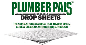 Plumber Pals ® Disposable Drop Sheets