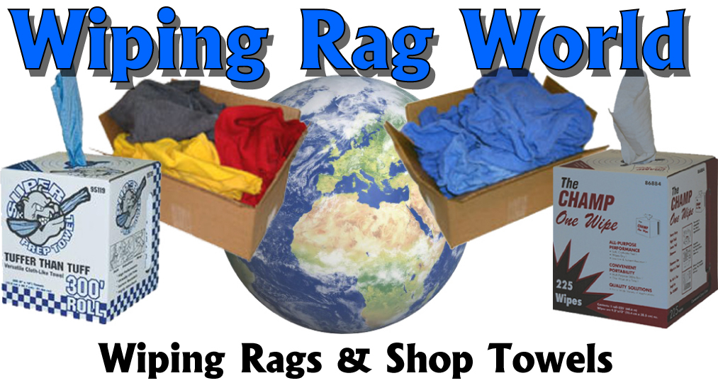 Wiping Rag World Pic